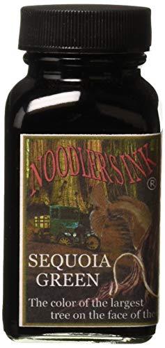 Noodler's Ink Sequoia Bottled Ink Refill