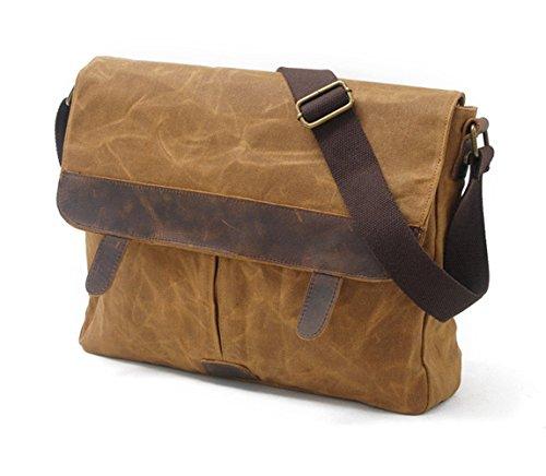 Neu, Retro-, Persönlichkeit, Mode, Outdoor-Tasche, Kameratasche, Umhängetasche, Segeltuch wasserdichte Tasche, B0101