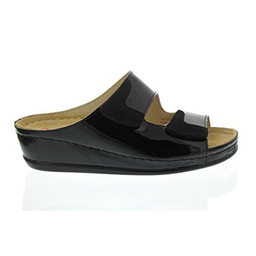 taille noir atlanta burgdorf pantolette 42 5 Berkemann 7TwR06U