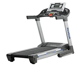 GT40S Treadmill The Reebok One GT40s treadmill with integrated ONE Series cushioning is a must-have for any fitness fanatic. Featuring a 2HP motor, the GT40s lets you run up to .