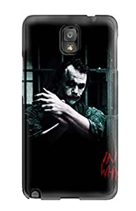 Sanp On Case Cover Protector For Galaxy Note 3 (the Joker) 9043489K57563228