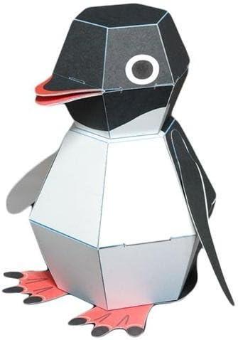 The Amazing Pop-Up Penguin Bomb papercraft  Origami Armadillo version