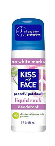 Kiss My Face Liquid Rock Aluminum Chlorohydrate Free Roll-on