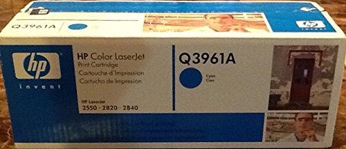 Hewlett Packard HP 122A Color Laserjet 2550, 2820, 2830, 2840