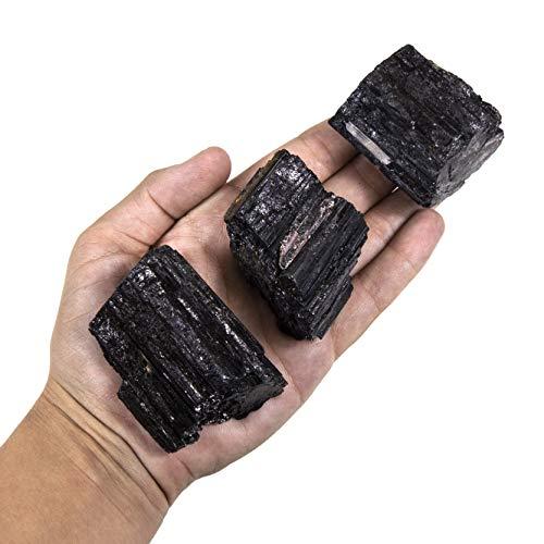 1 (ONE) Tourmaline Chunk- Large Tourmaline Rod -Powerful Energy - from Brazil - ()
