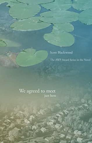 book cover of We Agreed to Meet Just Here