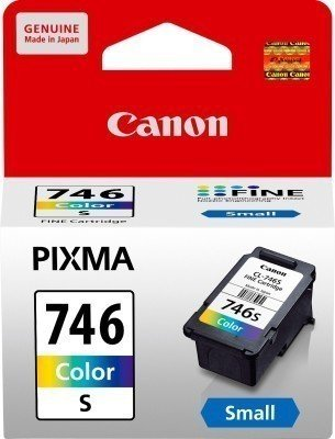 Canon CL-746s (Small) Ink Cartridge (Color): Amazon.in: Computers ...
