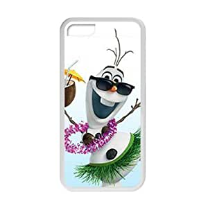 Frozen practical fashion lovely Phone Case for iPhone 5C(TPU)