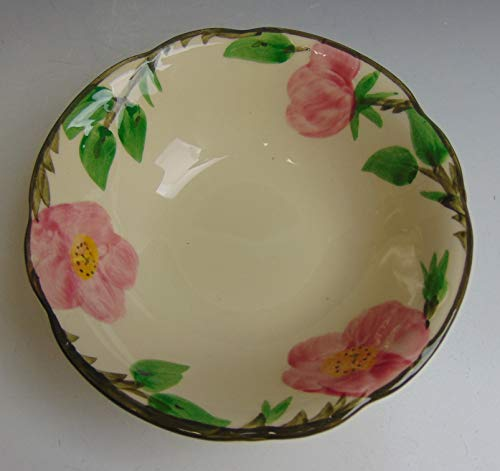 Franciscan China DESERT ROSE USA STAMP Coupe Soup Bowl(s) VERY GOOD