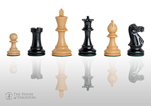 The House of Staunton The Grandmaster Chess Set - Pieces Only - 4.0