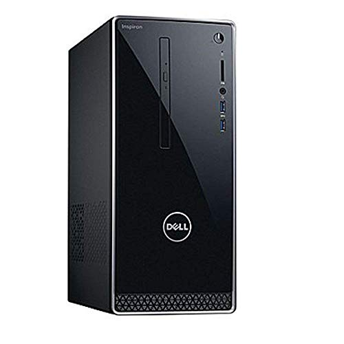 Dell 2019 Premium Flagship Desktop Tower Computer Intel i5-8400 6-Core Processor 12GB/16GB/32GB DDR4 RAM 1TB/2TB HDD 128GB/256GB/512GB/1TB SSD HDMI Bluetooth Windows 10