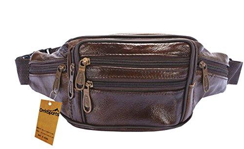 OrrinSports Genuine Leather Pocket Capacity product image