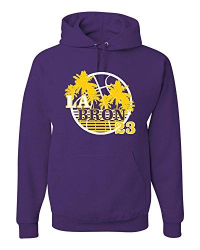 Los Angeles Lakers Hooded Sweatshirt 64707cd4c
