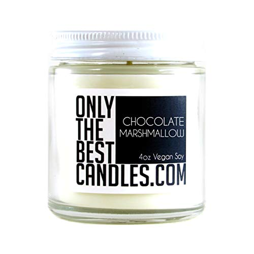 Chocolate Marshmallow 4oz Candle