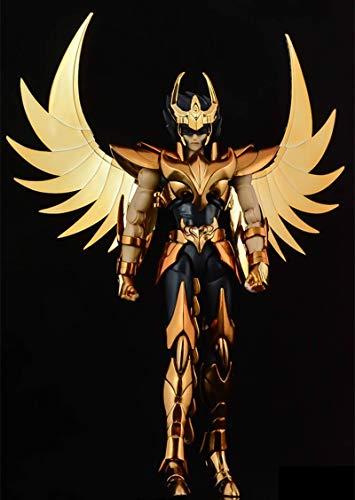 GARISH PIGS Great Toys Saint Seiya Cloth Myth EX Bronze Gold Final Phoenix Model Metal Cloth SG029 Gold
