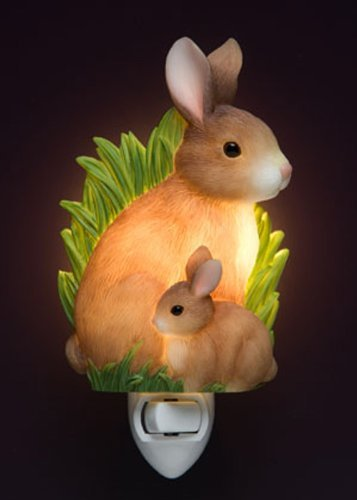 Bunnies Night Light Ibis & Orchid Collection