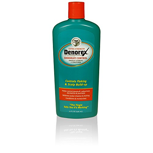 Denorex Extra Strength Dandruff Shampoo and Conditioner, 10 oz.