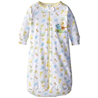 Spasilk Unisex-Baby Newborn Unisex-Baby Cotton Sleep Bag, Yellow Ark, One Siz...
