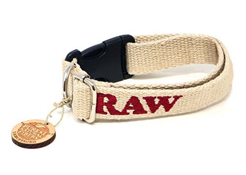 - RAW Dog Collar   Size: Medium