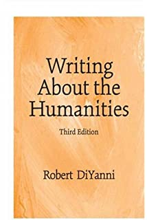 Amazon the art of being human the humanities as a technique writing about the humanities 3rd edition fandeluxe Gallery