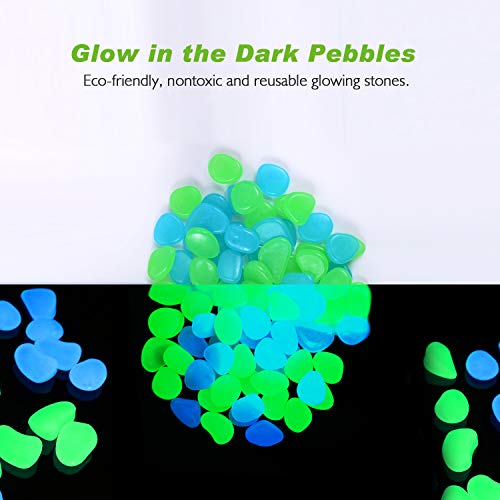 Buy glow rocks for yard