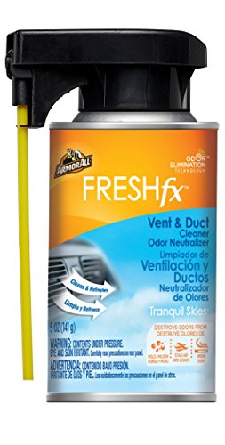 Conditioning Air Duct (Armor All FRESHfx Vent & Duct Cleaner Odor Neutralizer–Tranquil Skies (5 oz.))