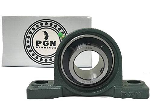 (PGN - UCP211-32 Pillow Block Mounted Ball Bearing 2
