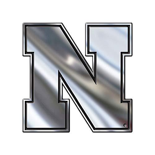 - NCAA Nebraska Cornhuskers Premium Metal Auto Emblem
