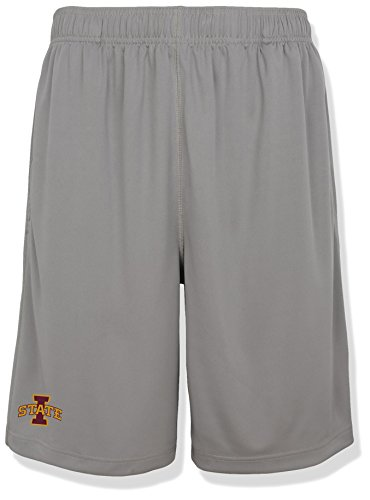 Iowa State Mens Shorts - OuterStuff NCAA Iowa State Cyclones Adult Men