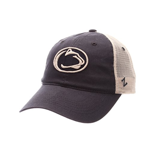 NCAA Penn State Nittany Lions Men's University Relaxed Cap, Adjustable Size, Team (Penn State Colors)