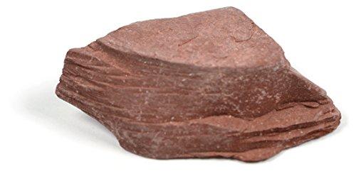 Rojo pizarra muestra (metamórficas Rock), aprox. 1