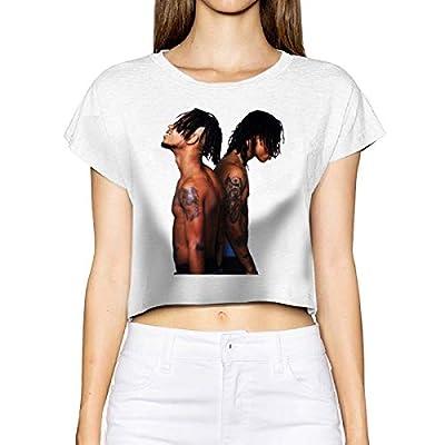 Women's Leak Navel Rae-Sremmurd T-Shirt