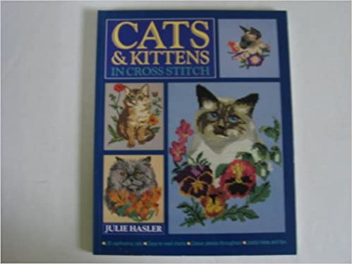 Download online Cats & Kittens in Cross Stitch PDF