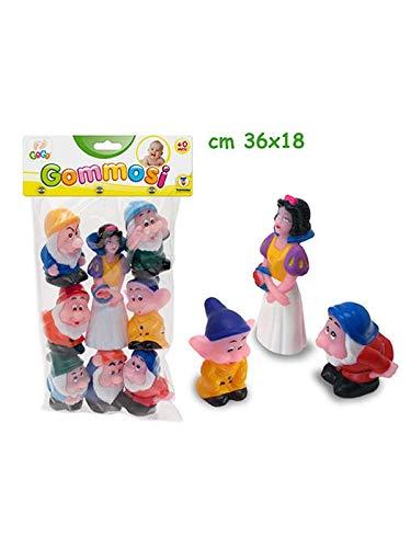 TEOREMA 70625/ /7/enanitos gommosi con Princesa