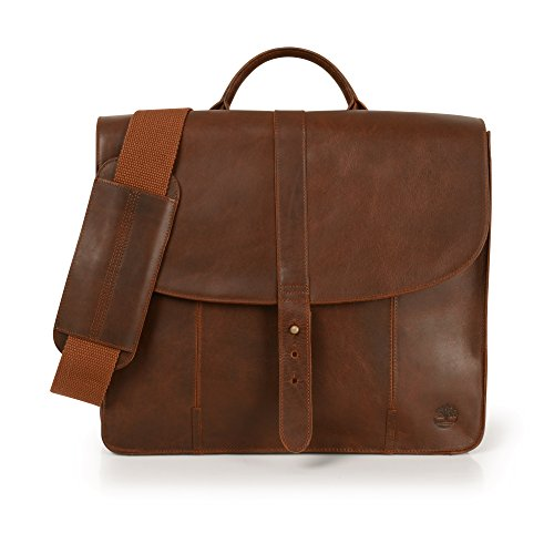 Timberland Calexico Briefcase, Glazed Ginger, One Size