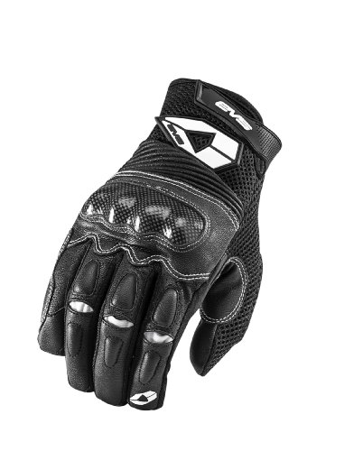 EVS Sports Assen Street Gloves (Black, Medium)