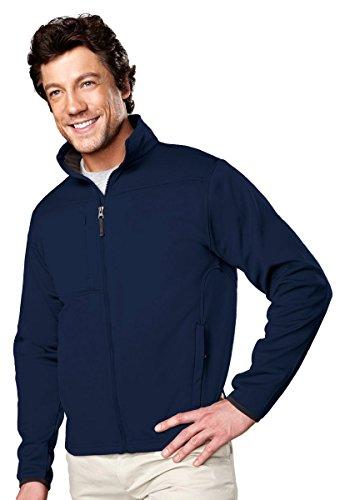 Tri-Mountain Lightweight 100% Polyknit Full-Zip Fleece Jacket. 7350 Contender