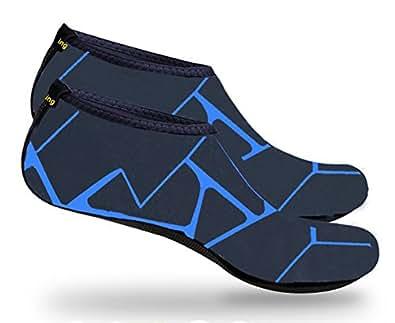 Unisex Wet Socks/Water Shoes/Aqua Socks/Neoprene Socks/Flipper Socks/Beach Socks/Yoga Socks/Wetsocks/Swim Socks/Fin Socks