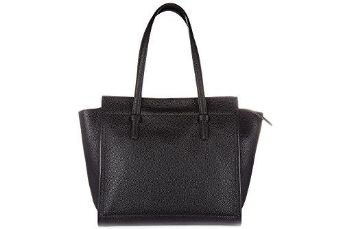 Salvatore Ferragamo sac à l'épaule femme en cuir tote noir