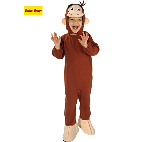 [Curious George Costume for Toddlers] (Costumes Curious George)