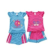44043-18M Just Love Two Piece Short Set (Pack of 2)