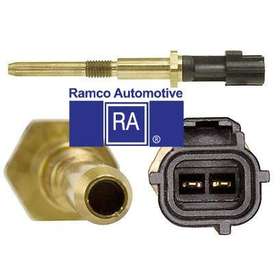 Ramco RA-TS1214 Engine Cylinder Head Temperature Sensor (Long version) Engine Temperature Sensor New 1S7Z6G004AA Ford Ranger Focus Escape TS-464 ()