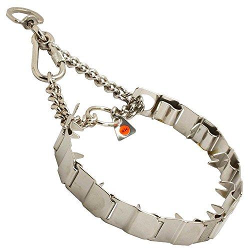 hot sale 2017 Herm Sprenger Neck Tech Dog Collar - Stainless Steel ...