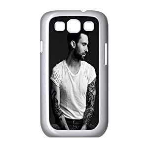 Custom High Quality WUCHAOGUI Phone case Singer Adam Levine Protective Case For Samsung Galaxy S3 - Case-12