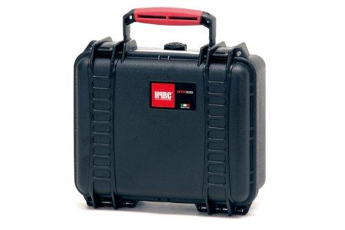 HPRC 2200F Hard Case with Cubed Foam (Black) by HPRC
