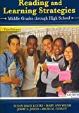 Reading and Learning Strategies : Middle Grades Through High School, Lenski, Susan and Wham, Mary Ann, 0757538215