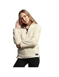 Women's Large Size Long-Sleeved Thin T-shirt Sweater Shirt