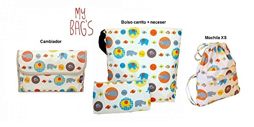 My Bag's Conjunto de bolsos Little and Big