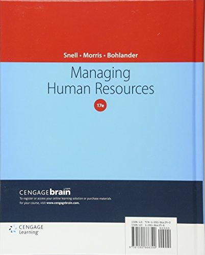 managing for the future organizational behavior Note: citations are based on reference standards however, formatting rules can vary widely between applications and fields of interest or study the specific requirements or preferences of your reviewing publisher, classroom teacher, institution or organization should be applied.