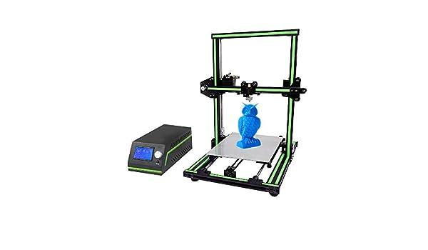 C.W.EURJ Conjunto de impresoras 3D A n e t E10 Multilingüe Marco ...
